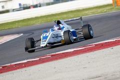 Итальянский чемпионат F4 приведенный в действие Abarth Стоковые Изображения RF