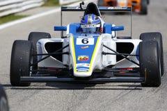 Итальянский чемпионат F4 приведенный в действие Abarth Стоковая Фотография