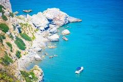 итальянское море Стоковое Изображение