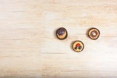 Итальянское печенье выше стоковые изображения