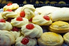 Итальянское печенье Стоковое Фото