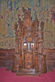 Итальянское средневековое религиозное искусство Стоковое Изображение