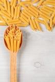 итальянское penne макаронных изделия Стоковое Изображение