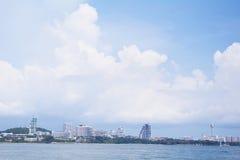 Их самое лучшее море в Таиланде Стоковое Фото