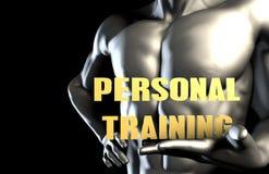 личная тренировка Стоковые Фотографии RF