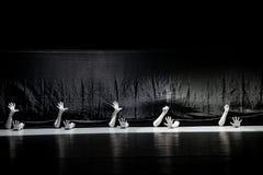 """Ищите выживание в шв-человеке в  shelter†dance""""No ` s комплект-Huang Mingliang Стоковые Изображения RF"""