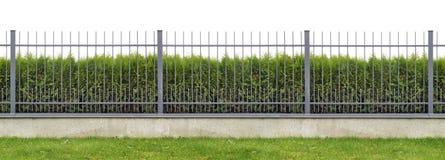 Идеальная панорама загородки деревни Стоковая Фотография