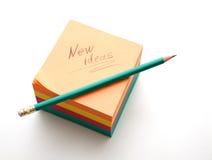 идеи новые Стоковое Изображение