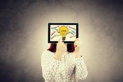 Идеи технологии дела Стоковые Изображения