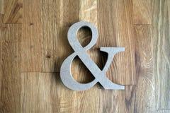 И деревянный знак Стоковые Фотографии RF