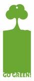 идет зеленый цвет Стоковые Фото