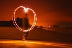 идет сердце моя воля Стоковые Изображения