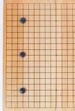 Идет, японская настольная игра стоковая фотография