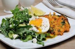 Идея завтрак-обеда Стоковое Фото