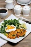 Идея завтрак-обеда Стоковые Фото