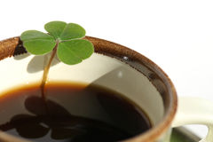 Идея рождена от чашки кофе Стоковая Фотография RF