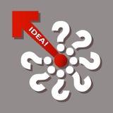 Идея Стоковое Изображение RF