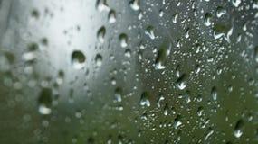 Идите дождь падения Стоковые Изображения RF