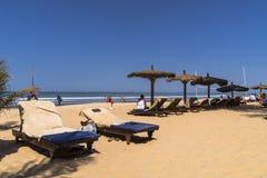 Идилличное место в Гамбии Стоковые Изображения RF