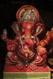 Идол лорда Ganesha Стоковая Фотография