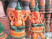 Идол Ganesh Стоковое Изображение RF