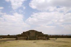 Идти вокруг Teotihuacan Стоковые Изображения RF