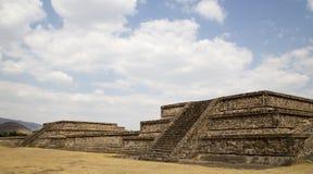 Идти вокруг Teotihuacan Стоковая Фотография