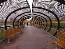Идти в коридор Стоковое Изображение