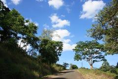 Идти гористый Стоковая Фотография RF