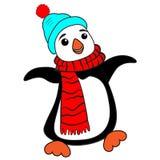 Идти пингвина Стоковая Фотография RF