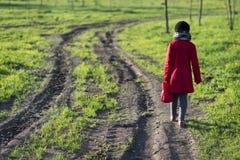 Идти прочь Стоковая Фотография RF