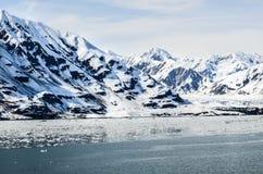 Идти снег monatains Стоковые Изображения RF