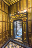 Идти через комнаты замка Blois стоковые фотографии rf