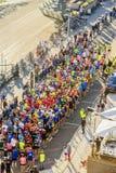 Идущая гонка Стоковое Изображение RF