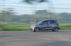 Идущий автомобиль Стоковое Фото