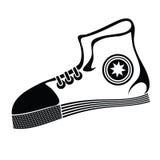 Идущий ботинок Стоковые Фотографии RF