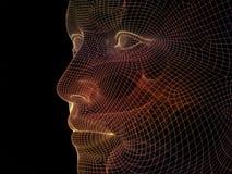 Иллюзия разума Стоковое фото RF
