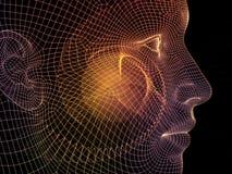 Иллюзия разума Стоковое Изображение