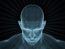 Иллюзия разума Стоковые Фотографии RF