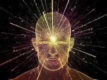 Иллюзия разума Стоковая Фотография RF