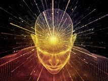 Иллюзия разума Стоковые Изображения RF