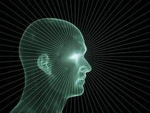 Иллюзия разума Стоковое Изображение RF