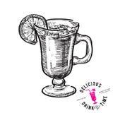 иллюстратор иллюстрации руки чертежа угля щетки нарисованный как взгляд делает пастель к традиционному Стоковые Фото