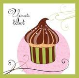 Иллюстрации торта Стоковые Изображения