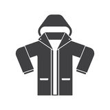 Иллюстрация вектора куртки спорта иллюстрация штока