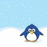 Иллюстрация вектора пингвина Стоковое фото RF