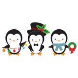 Иллюстрация вектора пингвина Стоковая Фотография RF