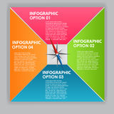 Иллюстрация вектора элементов дизайна INFOGRAPHICS Стоковое Фото