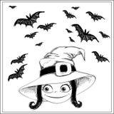 Иллюстрация вектора Halloween бесплатная иллюстрация