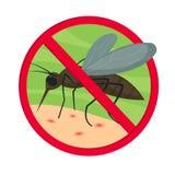 Иллюстрация вектора Zika вируса бесплатная иллюстрация